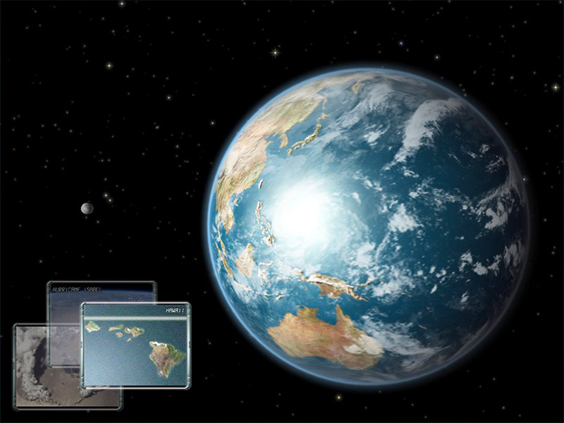 Earth observation 3d for mac os x screen saver for Cuisine 3d mac os x