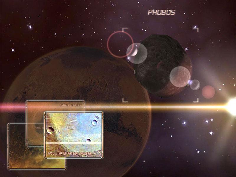 solar system mars 3d screensaver rixanecom - 800×600