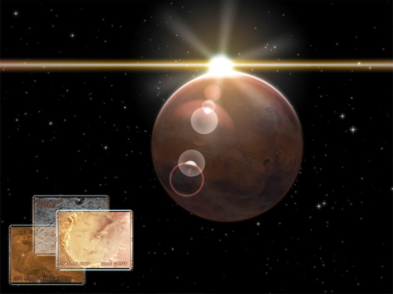 Mars observation 3d for mac os x screen saver screenshot for Cuisine 3d mac os x