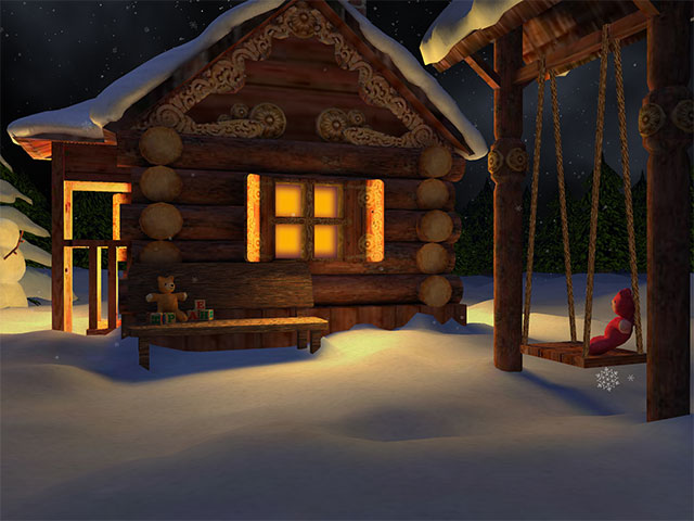 Mild Winter 3D Screensaver screenshots