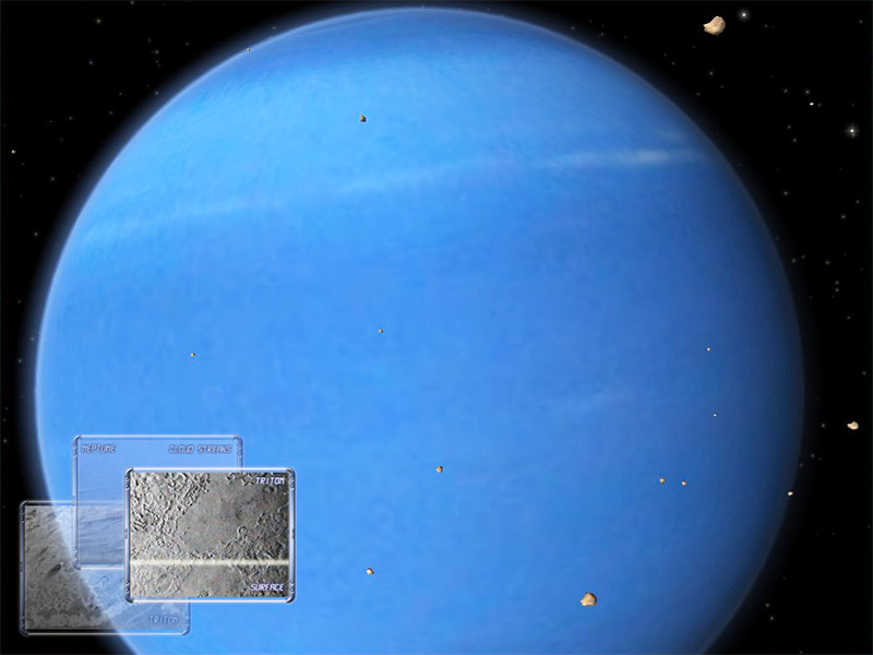 Neptune observation 3d for mac os x screen saver for Cuisine 3d mac os x