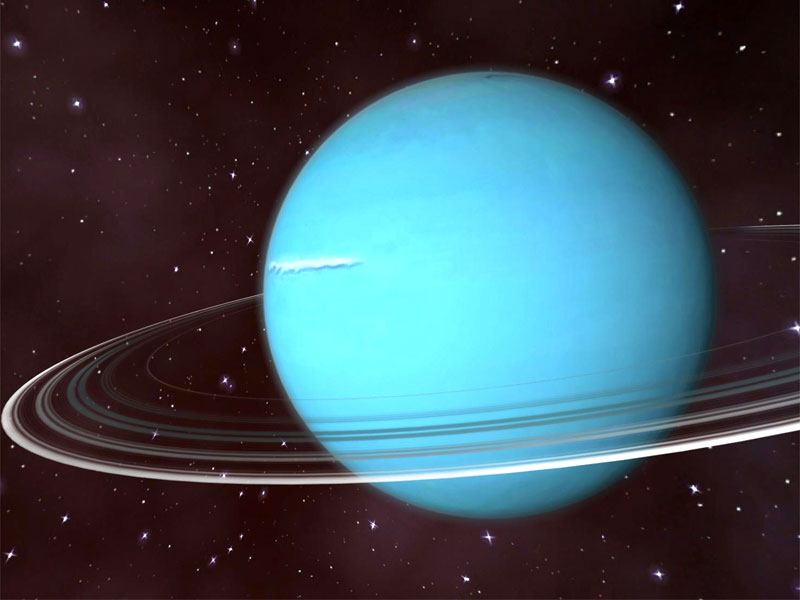 Click to view Uranus Observation 3D Screensaver 1.0 screenshot