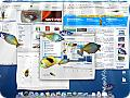 Aqua 3D for Mac OS X: View larger screenshot