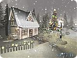 Christmas Time 3D Screen Saver