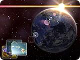 Earth 3D Space Survey Screen Saver