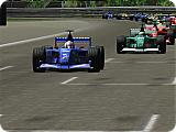 F1 Racing 3D Screen Saver