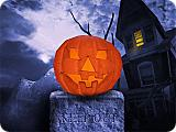 Halloween Pumpkin 3D Screen Saver