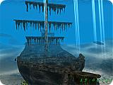 Pirate Ship 3D Screen Saver